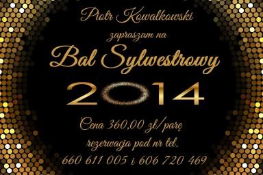 Bal Sylwestrowy 2014 / 2015