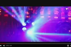 Prezentacja sali i oświetlenia